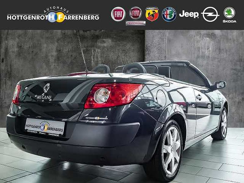Renault Megane Coupe-Cabrio 1.6 Exception