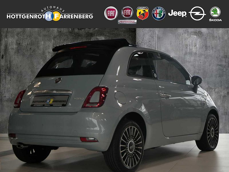Fiat 500C 1.0 GSE Hybrid Launch Edition
